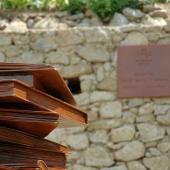 Escultura aço corten